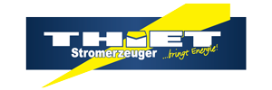 Thiet - Verkauf und Vermietung von Stromerzeugern, Lichtmasten und mehr